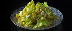 Recipe: Coastal Italian Celery Salad - Chris Jaeckle Recipe