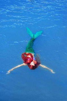 Mermaid-Ariel (Outfit 1/6)