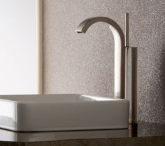 The Glance Collection Glance Jado FAUCET 230-390 for vessel sink