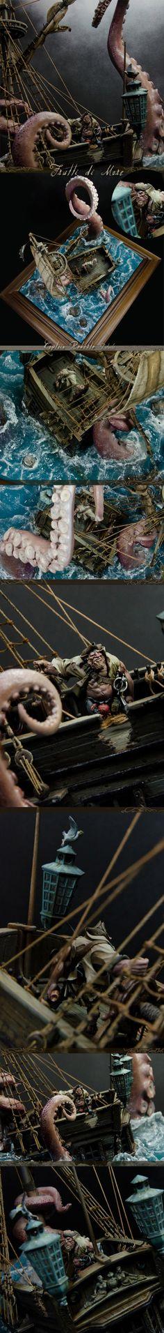 Frutti di Mare - Captain details