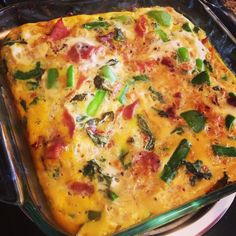 Frittata: The Perfect #Whole30 Dinner | The Athlete's Plate