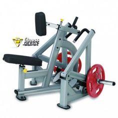 Steelflex Seated Row Plate load PLSR - STEELFLEEX - Fitnessdepot