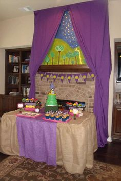 Birthday Party Ideas | Photo 12 of 20 | Catch My Party