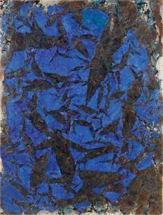 Simon Hantai (1922 - 2008) | Mariale