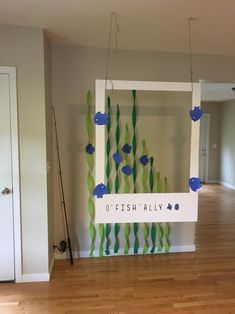 DIY - Fishing Themed Photo Booth