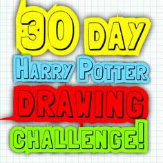 Join my bestest friends 30 day Harry Potter drawing challenge! Day 1is Draw your favourite character. I'm not very good at drawing but I will give it my best shot so u should try to! Just follow her and ask to be in it and she will add you! @Harpreet Singh Potter