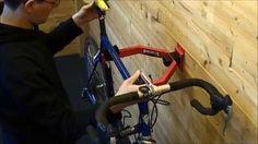 Fahrrad Wandhalterung - Optimal für die platzsparende Aufbewahrung Ihres Fahrrades in der Garage, Keller, Gartenhaus usw.. Einfach an die Wand schrauben,das Fahrrad aufstellen und einhängen. - Preis: € 14,95 Mehr dazu --> https://www.powerplustools.de/fahrradaufbewahrung/wandhalterung-fahrrad-fahrradwandhalterung-fahrradaufhangung-verstellbar.html