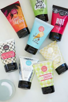 I love these big, fat yummy hand creams from Perfectly Posh. Everything under $25. Buy 5, get 1 free. https://MicheleHackett.po.sh