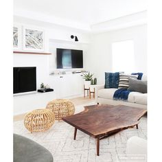 Or would you rather see this gorgeous living room from @amberinteriors instead? Double tap! #CopyCatChic