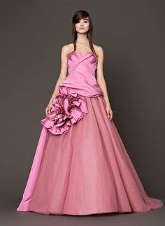 Vera Wang Wedding Dresses Fall 2014 Collection