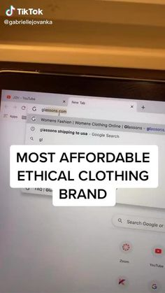 Cute Clothing Stores, Best Online Clothing Stores, Clothing Sites, Ethical Clothing, Clothing Hacks, Skater Girl Outfits, Everyday Hacks, Shopping Hacks, Shopping Sites