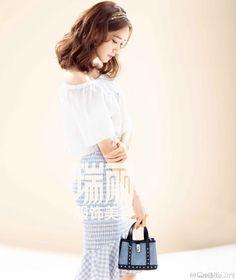 Steal Her Look: Yoona's RayLi Chinese Magazine Photoshoot