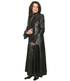 Roaman's Long Leather Coat - Purple | Coats & Jackets | Pinterest ...