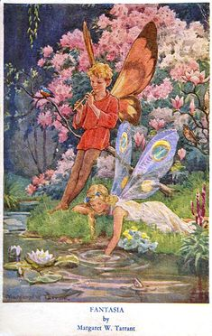"Margaret Tarrant, ""Fantasia"""