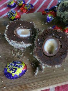 Creme Egg Scotch Eggs | 17 Marvellous Ways To Eat A Creme Egg