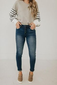 Outfits Winter, Cute Fall Outfits, Fall Fashion Outfits, Look Fashion, Autumn Fashion, Women Fashion Casual, Cute Fall Clothes, Autumn Casual Outfits, Casual Style Women