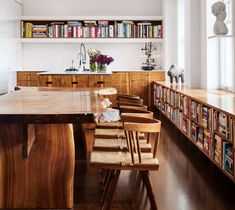 A beautiful home ON TOP of an apartment building in NYC (via NY Mag)
