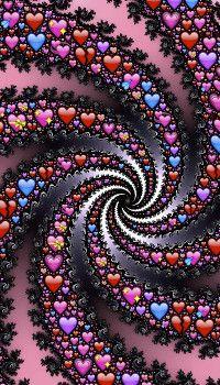 Free Image on Pixabay - Emoji, Hearts, Spiral, Fractal Emoji Wallpaper Iphone, Teen Wallpaper, Funny Phone Wallpaper, Disney Phone Wallpaper, Mood Wallpaper, Iphone Background Wallpaper, Aesthetic Pastel Wallpaper, Heart Wallpaper, Cartoon Wallpaper