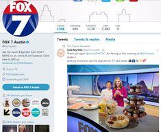 Fox7 retweet from JulieMyrtille1