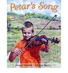 Petar loves playing his violin. But when war breaks out, Petar, his mother and brother have to flee the country, leaving their beloved father behind. Petar is so sad that he can no longer play his music - until one day, a song of peace, spring and new beginnings starts to form in his head.