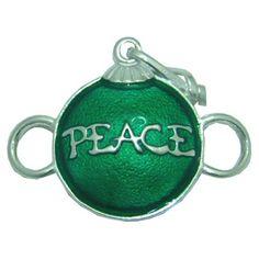 Peace Ornament Convertible Clasp https://www.goldinart.com/shop/convertible-clasp-bracelets/peace-ornament-convertible-clasp #Butterfly, #ConvertibleClasps, #SterlingSilver