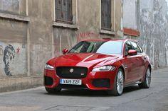 A première vue, la seconde génération de Jaguar XF passe presque pour un gros…