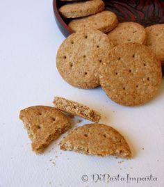 Di pasta impasta: Biscotti Digestive... home-made