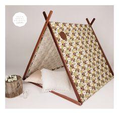 Wildflowers 'Wonder Tent'. $279.00, via Etsy.