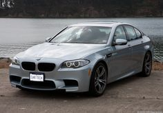 2013 BMW M5: Master of road and tech. We named it a CNET Editors' Choice