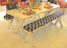 Fab picnic table