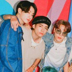 Jimin Jungkook, Foto Bts, Bts Boyfriend, Bts Cute, Bts Group Photos, Bts Maknae Line, V Bts Wallpaper, Korean Boy, Bts Fans