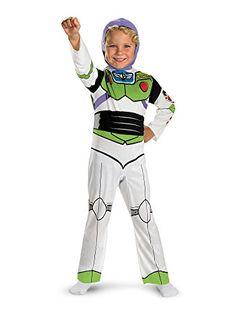 Buzz Lightyear Classic Costume  Medium