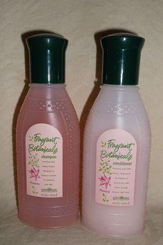 Bath & Body Works Plumeria Shampoo and Conditioner