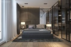 Enhance Your Senses With Luxury Home Decor Bedroom Lamps Design, Modern Bedroom Design, Bedroom Decor, Bedroom Designs, Luxury Homes Interior, Luxury Home Decor, Home Interior, Loft Design, House Design