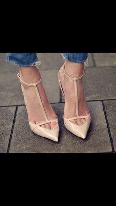 Loooooove...zara shoes...