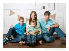 Family photography by Tracy Shoopman Photography