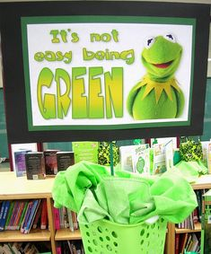 It's Not Easy Being Green | Flickr - Photo Sharing!