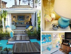 inside playhouse | The OC Gazette: Project Playhouse 2010 at the Irvine Spectrum