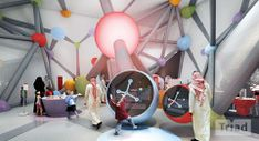 Die Prince Salman Science Oasis ist ein Science Center in Riyad, Saudi Arabien, das 2013/2014 eröffnet wird.