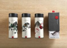 Taiwan High Mountain Tea on Packaging of the World - Creative Package Design Gallery