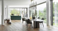 Lema furniture gullwing table insitu dining haute living Clean Design, E Design, Interior Design, Dining Chairs, Dining Table, Mortise And Tenon, New Furniture, Solid Oak, Design Process