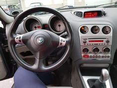 Alfa Romeo 156 GTA 3.2 V6 Sportwagon (2003) | Alfa Romeo Dashboards ...