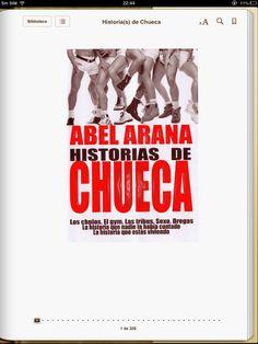 Leido en Agosto 2012. Divertido y entretenido además de tierno. Historias de Chueca es justamente eso ¡historias de Chueca!