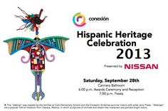 The best party in Nashville: Conexion Americas Hispanic Heritage Party.  Sept. 28. Buy your tickets today!
