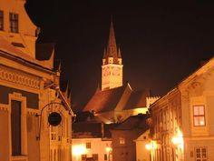 Mediasch/Medias  #Transylvania (photo made by: Kis Gabor)