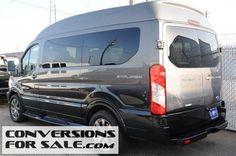2015 Ford Transit 150 Explorer Limited SE Conversion Van