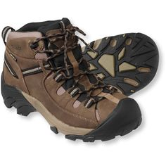 d6e922a9f9e9 Keen Men s Targhee Ii Waterproof Hiking Boots (8.820 RUB) ❤ liked on  Polyvore featuring