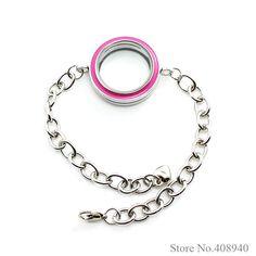 2017 Fashion !! 5pcs/lot 30mm Round twist living floating locket bracelet Wholesale Fashion Bracelets & BanglesLSLB15*5