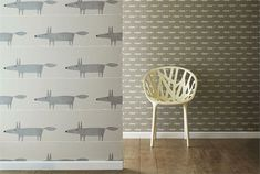sicon spirit soul and rhythm weaves - Just LOVE Mr Fox, available at canterbury drapes, www.canterburydrapes.co.nz