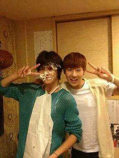 Sungjong and Sunggyu!!